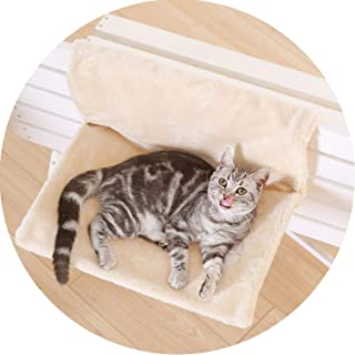 shine-hearty Cat Litter cat House High-end Solid cat Bed Cat Hanging Chair Portable cat Bed cat Hammock