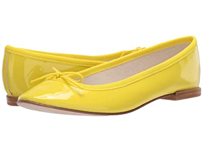 Repetto Cendrillon (Poussin (Yellow) Patent) Women
