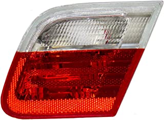 Passengers Back-Up Backup Light Lid Mounted Lamp Replacement for BMW 3218364728 AutoAndArt