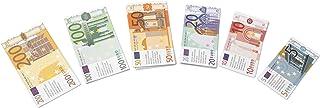 Learning Resources-60 Note Euro Paquete de Dinero de 60 Notas, Color (LSP1800EUR)