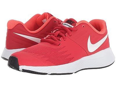 Nike Kids Star Runner (Big Kid) (University Red/White/Black) Boys Shoes