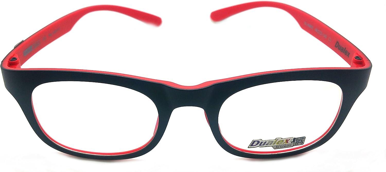 Dualex Prescription Eyeglasses Frame Super Light, Flexible DL IN 803 C1