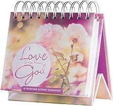 Flip Calendar - Love Comes From God