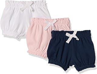 Girls' Infant 3-Pack Bloomer