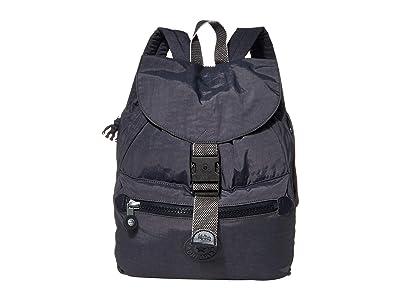 Kipling Keeper Backpack (Night Grey) Backpack Bags