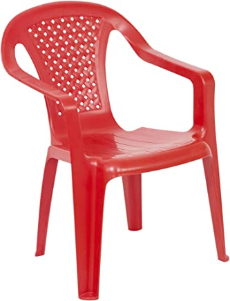 chaise en plastique à acoudoir pour enfant