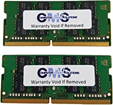 32GB 2X16GB Memory RAM Compatible with Acer Aspire E Series E5-476G XXX, E5-553G-xxxx, E5-575G-xxx, E5-774G-xxx by CMS C108