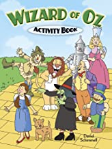 Wizard of Oz Activity Book (Dover Children's Activity Books)