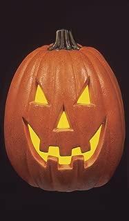 Window Poster Halloween Happy Jack Pumpkin Jack O'lantern by WOWindows USA-made Decoration Includes 1 Reusable 34.5