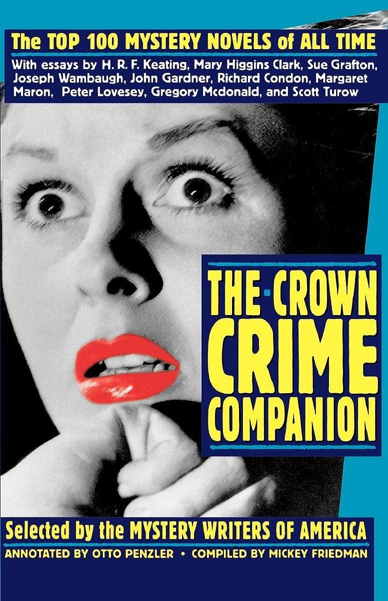 時刻表ポゴスティックジャンプ凍結The Crown Crime Companion: The Top 100 Mystery Novels of All Time