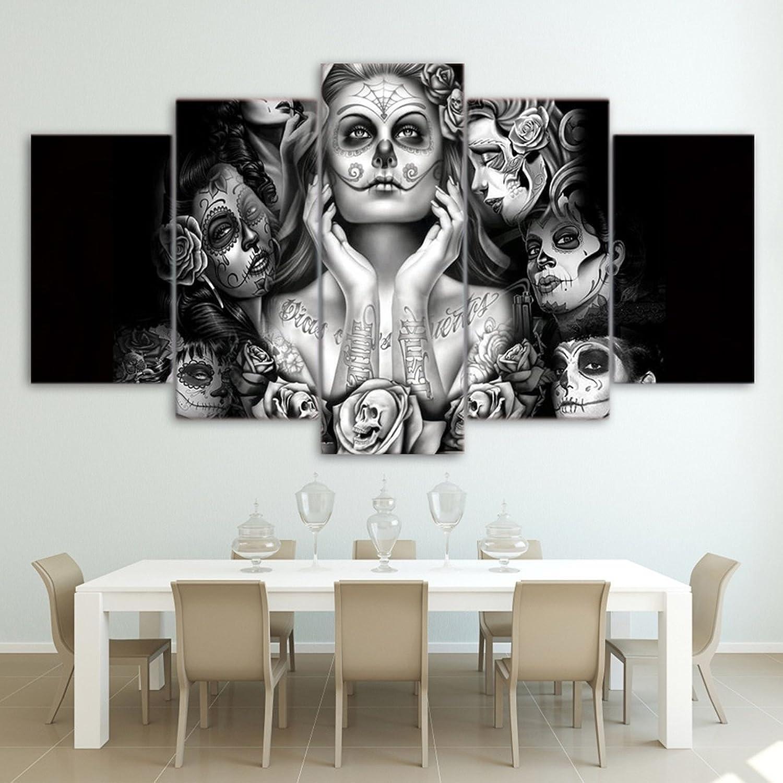 William 337 Dekorative Gemälde Wandbilder (größe   20x30cmx2 20x30cmx2 20x30cmx2 20x40cmx2 20x50cmx1) B07F25Y66X       Räumungsverkauf  6b08d3