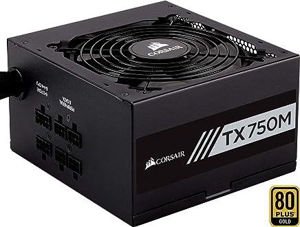 Corsair TX750M Alimentatore PC, Semi Modulare, 80 Plus Gold, 750 W, EU - Confronta prezzi