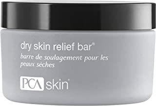 PCA SKIN Dry Skin Relief Bar - 3% Salicylic Acid Daily Cleanser for Psoriasis, Dermatitis & Dry Skin (3.2 oz)