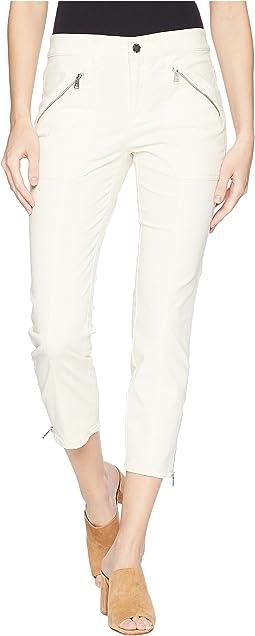 LAUREN Ralph Lauren Zip-Pocket Skinny Cargo Pants