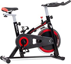 Body Rider ERG7000 Pro Cycle Trainer, Black/Gray/Silver/Red