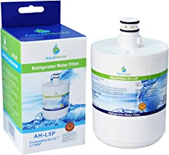AquaHouse AH-L6P filtro de agua compatibles para LG nevera LT600P 5231JA2006A 5231JA2006F 5231JA2006B