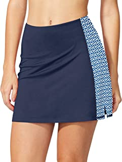 COOrun Women's Skorts Athletic Two Layer Golf Skirts Outdoor Workout Running Jogging Sportswear Outfit