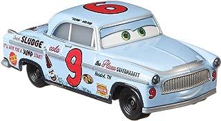 Disney Pixar Cars Slim Hood Vehicle