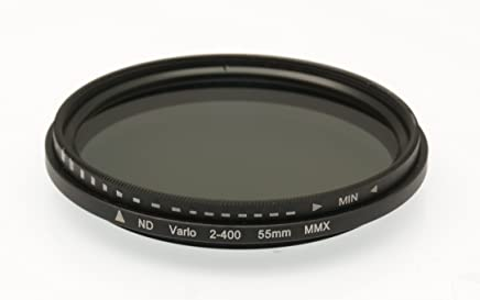 Gadget Place 67mm ND2 to ND400 Variable Neutral Density Filter for Fujifilm XF 18-135mm F3.5-5.6 R LM OIS WR