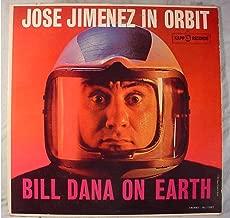 Jose Jimenez In Orbit: Bill Dana on Earth