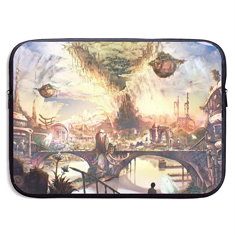 Computer Bag Laptop Case Slim Sleeve Fantasy Landscape Waterproof 13-15In IPad Macbook Surface Book