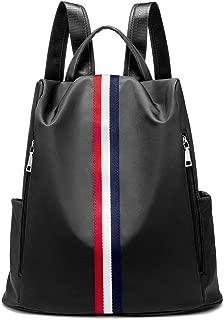 Women Backpack Purse Waterproof Oxford Schoolbags Anti-theft Rucksack Shoulder Bags