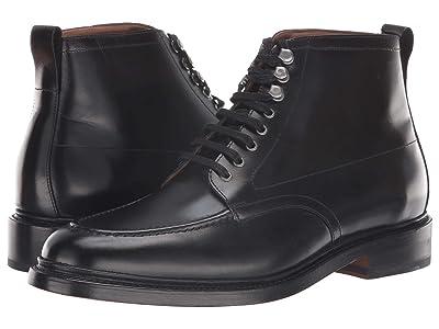 Bostonian Berkshire Moc (Black Leather) Men