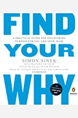 Find Your Why: A Practical Guide for Discovering Purpose for You and Your Team CD
