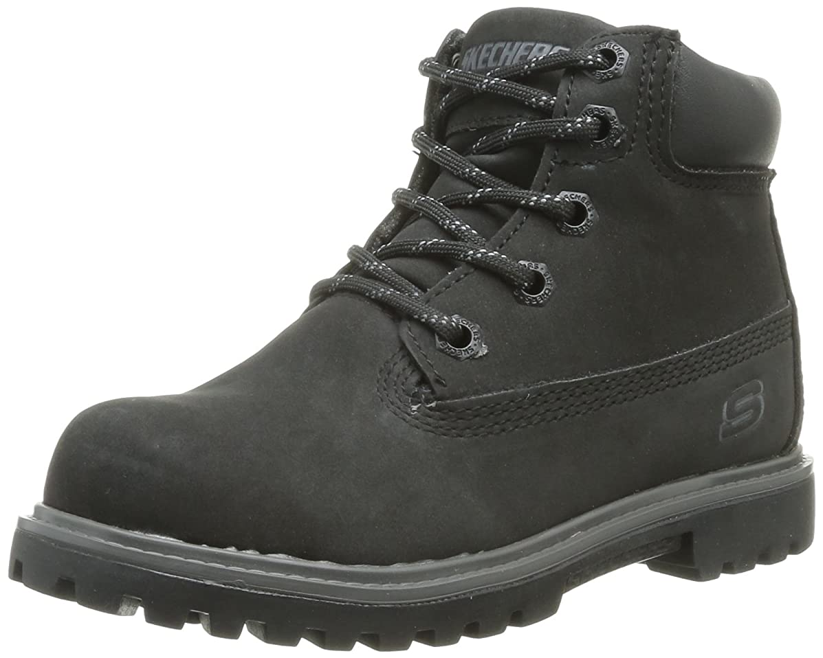 Skechers Kids Mecca Bunkhouse Classic Lace Boot