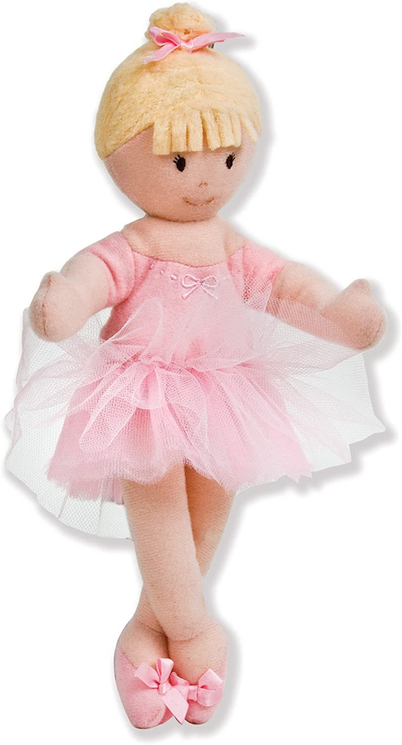 North American Bear Company Girls on The Move Ballerina Blonde Finger Puppet by North American Bear