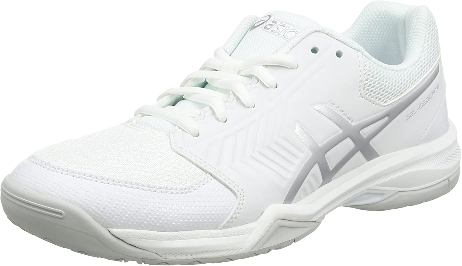 Asics - Geldedicate 5 Womens 0193 - color  White - Size  7.5US