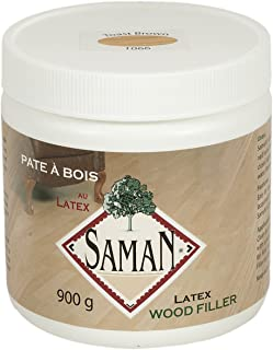 SamaN AP-1066-900 32-Ounce Wood Putty, Toast Brown