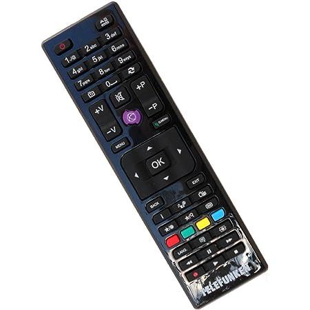 Ersatz Fernbedienung für Telefunken TVD32F289M4CWIID32F470R4CW