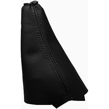 Funda para Palanca de Freno 100/% Piel Color Negro 2003-2011 Para BMWX3 Modelos E83