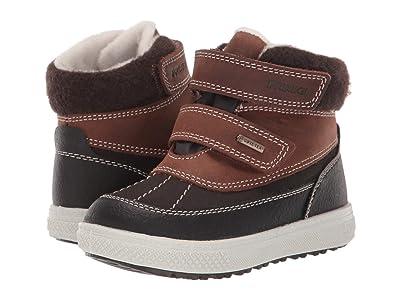 Primigi Kids PBZGT 43660 GORE-TEX(r) (Toddler/Little Kid) (Brown/Black) Boy