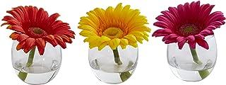 Best artificial gerbera daisies in bulk Reviews