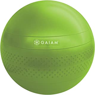 Gaiam Restore Strong Back Stability Ball Kit [並行輸入品]