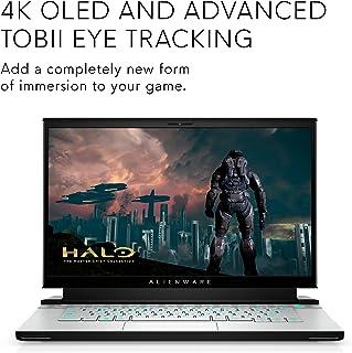 Alienware m15 R4 15.6 Inch 4K UHD+ Gaming Laptop, Intel Core i7-10870H, NVIDIA GeForce RTX 3070 8GB GDDR6, 60Hz 1ms 400-ni...