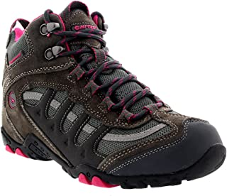 Womens Hi-Tec Penrith Mid Waterproof Snow Warm Rain Boot Winter Sneakers