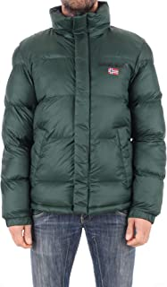 Napapijri Men's Abby Puffer Jacket Green