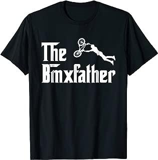 The BMX Father T-Shirt Funny Bike Racing Dad Shirt
