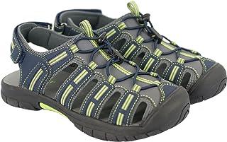Khombu Boys Kids' Closed Toe Sandal Shoe