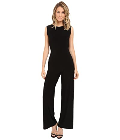 KAMALIKULTURE by Norma Kamali Sleeveless Jumpsuit (Black) Women