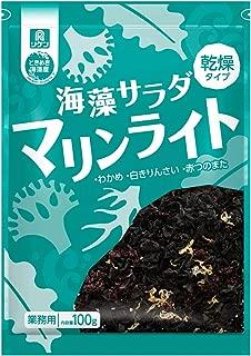 理研ビタミン 海藻サラダ マリンライト 100g