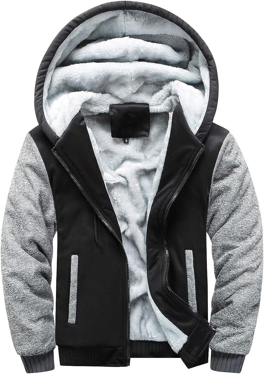 Yeokou Womens Winter Warm Camo Fresno Mall Sweatshirt Sherpa Our shop most popular Thicken H Lined
