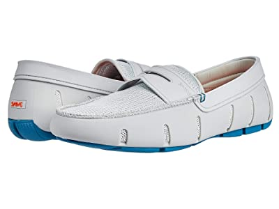 SWIMS Penny Loafer (Glacier Gray/Turkish Tile) Men