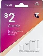 Telstra Prepaid SIM Card - 3G 4G LTE Australian SIM Card