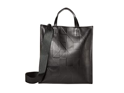 ECCO Signature Line Tote (Black) Handbags