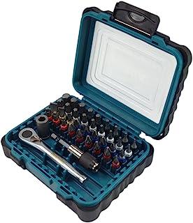 Makita P-79158 Screwdriver Bit Set (39 Pieces)