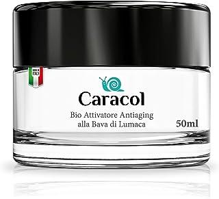 crema hidratante facial antiarrugas con baba de caracol orgánico para el contorno de la cara y los ojos del cuello Elimina...